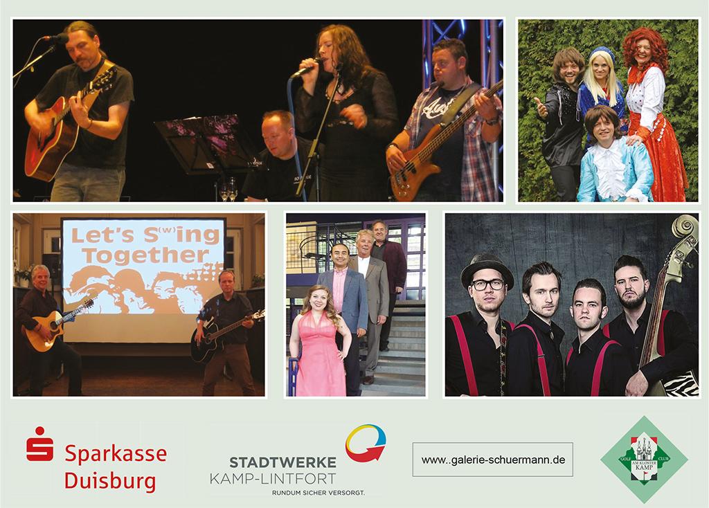 Kultursommer Kamp-Lintfort 2018